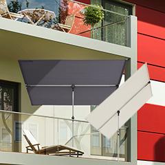 Casaya Multifunktionaler Sonnenschirm