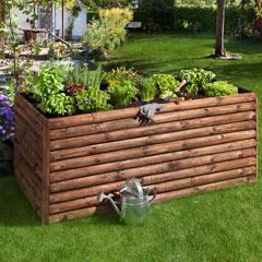 Mr. Gardener Hochbeet