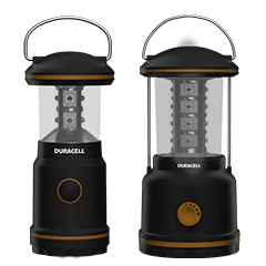 Duracell Flashlights Campingleuchte