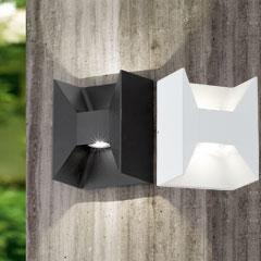 "Eglo LED-Außen-Wandleuchte ""Morino"""