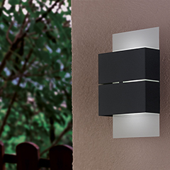 "Eglo LED-Außen-Wandleuchte ""Kibea"""