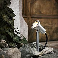 """Eglo LED-Erdspieß """"Nema"""""""