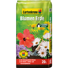 Gartenkrone Blumenerde
