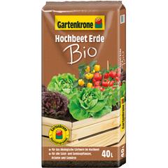 Gartenkrone Bio Hochbeeterde