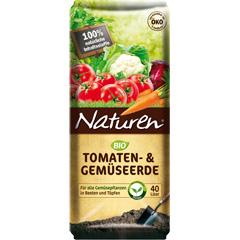 Naturen Bio Tomaten- und Gemüseerde